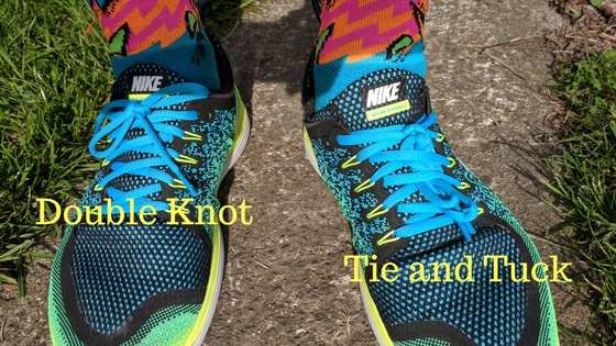 Lace up Running Shoes